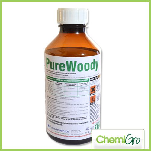 Tree Stump Killer Pure Woody - woo...